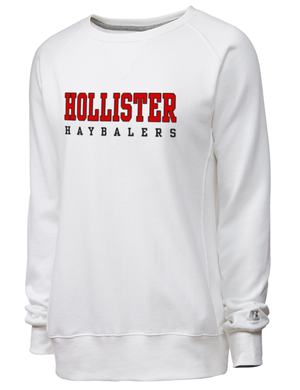 Hollister high school haybalers russell athletic women 39 s for Hollister live chat