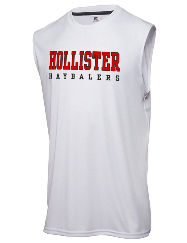 Hollister high school haybalers russell athletic men 39 s for Hollister live chat