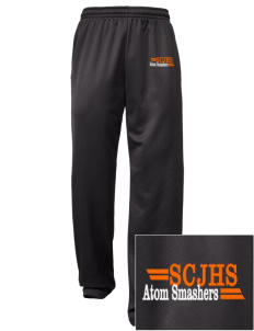 loadanim Sol C Johnson High School Atom Smashers Embroidered JERZEES Men's Dri-POWER® Sport Pant