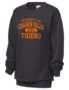 Chagrin Falls High School Tigers Russell Athletic Men's ...  |Chagrin Falls Tigers