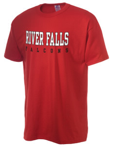 University of wisconsin river falls falcons t shirts for University of wisconsin t shirts