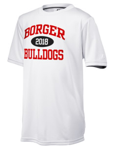 borger high school bulldogs football apparel prep sportswear