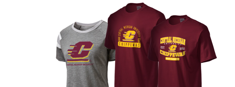 Central michigan university clothing store