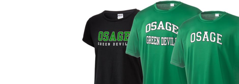 Osage Iowa Clothing Store