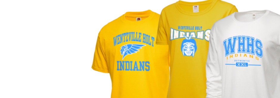 Wentzville Holt High School Indians Apparel Store ...