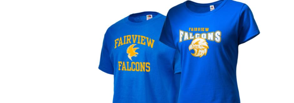 Fairview Elementary School Falcon