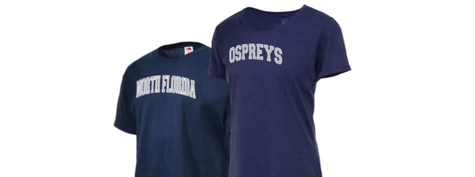 University of north florida ospreys apparel store