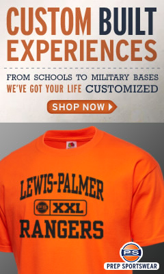 Lewis-Palmer Rangers Basketball Store - Custom Sportswear, Merchandise & Apparel including T-Shirts, Sweatshirts, Jerseys & more