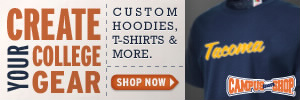 TacomaCCBookstore Store - Custom Sportswear, Merchandise & Apparel including T-Shirts, Sweatshirts, Jerseys & more