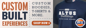 Altus High School Store - Custom Sportswear, Merchandise & Apparel including T-Shirts, Sweatshirts, Jerseys & more