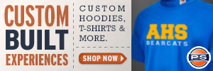 Antlers High School Store - Custom Sportswear, Merchandise & Apparel including T-Shirts, Sweatshirts, Jerseys & more