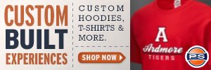Ardmore High School Store - Custom Sportswear, Merchandise & Apparel including T-Shirts, Sweatshirts, Jerseys & more