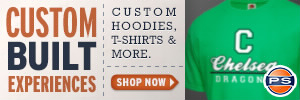 Chelsea High School Store - Custom Sportswear, Merchandise & Apparel including T-Shirts, Sweatshirts, Jerseys & more