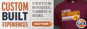 Clinton High School Store - Custom Sportswear, Merchandise & Apparel including T-Shirts, Sweatshirts, Jerseys & more