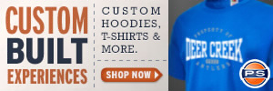 Deer Creek High School Store - Custom Sportswear, Merchandise & Apparel including T-Shirts, Sweatshirts, Jerseys & more