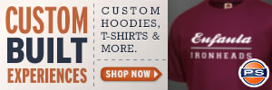 Eufaula High School Store - Custom Sportswear, Merchandise & Apparel including T-Shirts, Sweatshirts, Jerseys & more