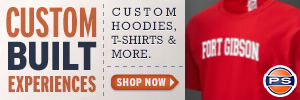 Fort Gibson High School Store - Custom Sportswear, Merchandise & Apparel including T-Shirts, Sweatshirts, Jerseys & more