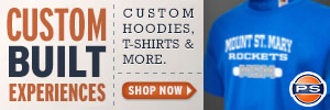 Mount Saint Mary High School Store - Custom Sportswear, Merchandise & Apparel including T-Shirts, Sweatshirts, Jerseys & more