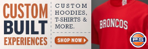 Mustang High School Store - Custom Sportswear, Merchandise & Apparel including T-Shirts, Sweatshirts, Jerseys & more