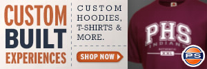 Pocola High School Store - Custom Sportswear, Merchandise & Apparel including T-Shirts, Sweatshirts, Jerseys & more