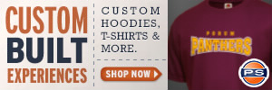 Porum High School Store - Custom Sportswear, Merchandise & Apparel including T-Shirts, Sweatshirts, Jerseys & more