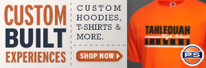 Tahlequah High School Store - Custom Sportswear, Merchandise & Apparel including T-Shirts, Sweatshirts, Jerseys & more