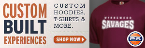 Wynnewood High School Store - Custom Sportswear, Merchandise & Apparel including T-Shirts, Sweatshirts, Jerseys & more