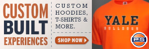 Yale High School Store - Custom Sportswear, Merchandise & Apparel including T-Shirts, Sweatshirts, Jerseys & more