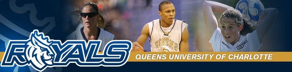 Queens University of Charlotte Royals Apparel