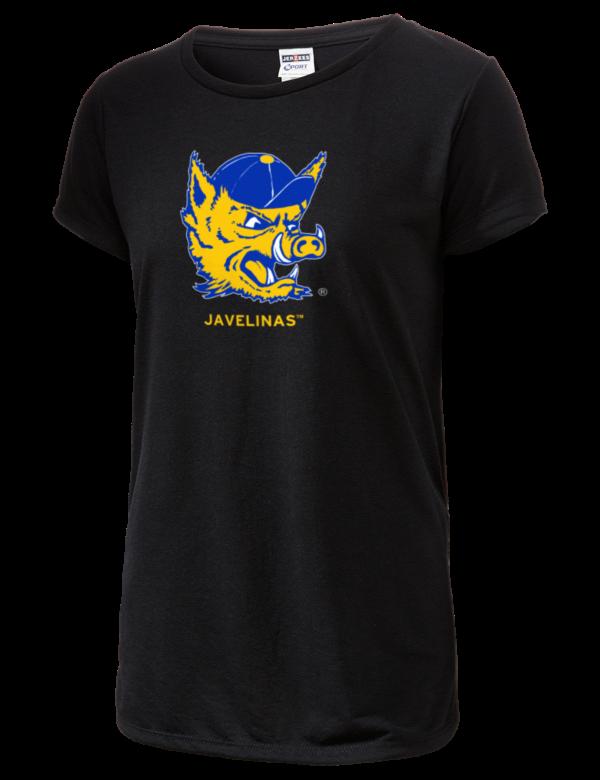 Texas a m university kingsville javelinas women 39 s t shirts for Texas a m golf shirt