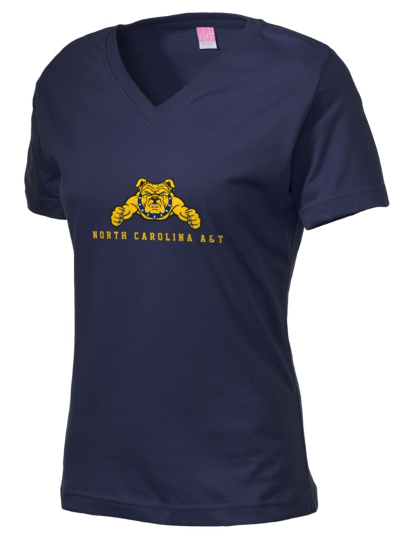 North carolina a t state university aggies women 39 s t for University of north carolina t shirts