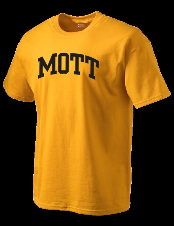 Mott Community College Bears Men's Lightweight T-Shirt ...