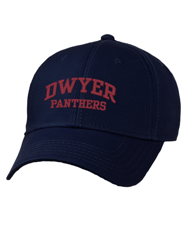 W T Dwyer High School Panthers Embroidered Superior