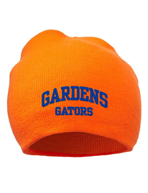 palm beach gardens high school gators embroidered acrylic
