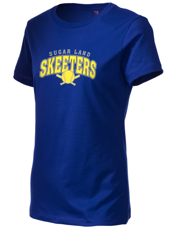 sugar land skeeters district women 39 s perfect weight crew t