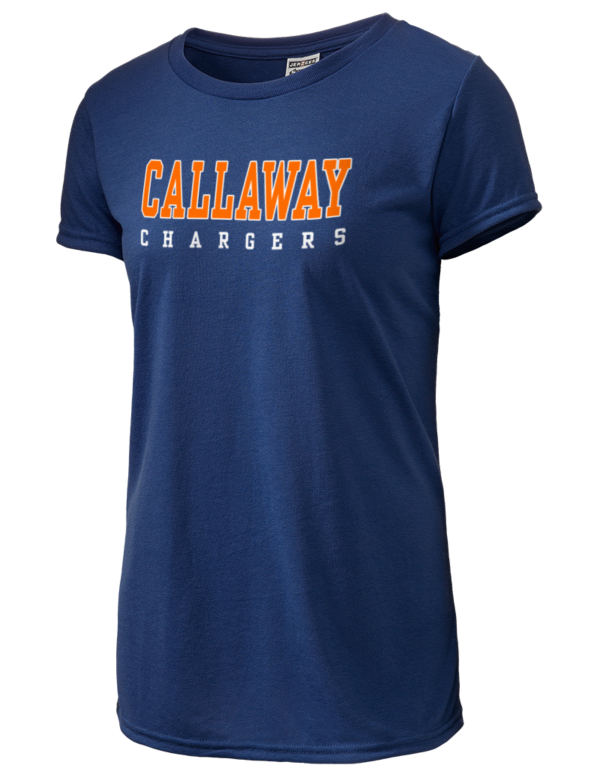 Callaway High School Chargers Women 39 S T Shirts Prep