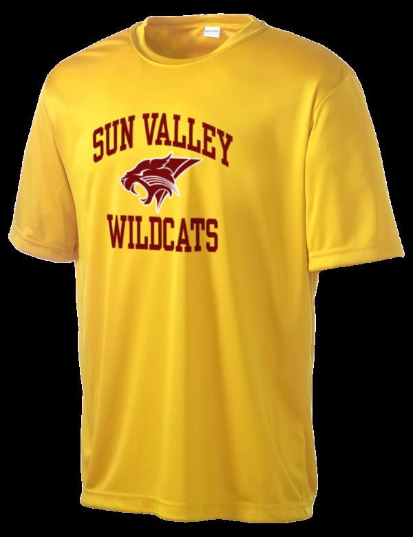 Sun valley high school wildcats men 39 s competitor for Sun t shirts sunland california