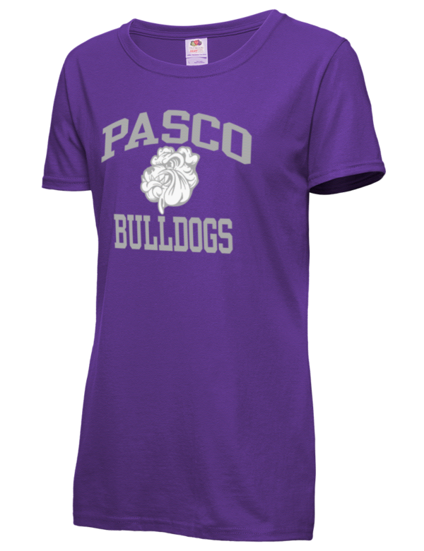 Pasco high school bulldogs fruit of the loom women 39 s 5oz for Tenth avenue north t shirts