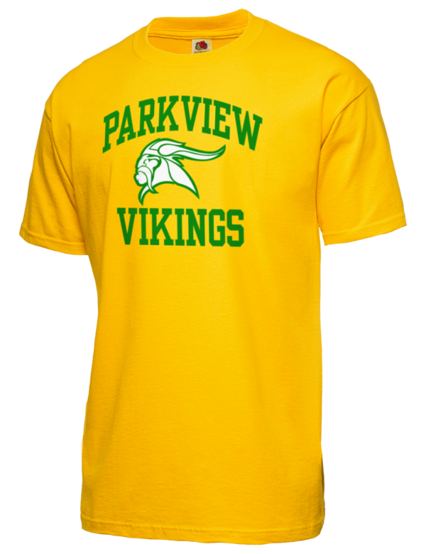 Parkview high school vikings men 39 s t shirts prep sportswear for Custom t shirts springfield mo