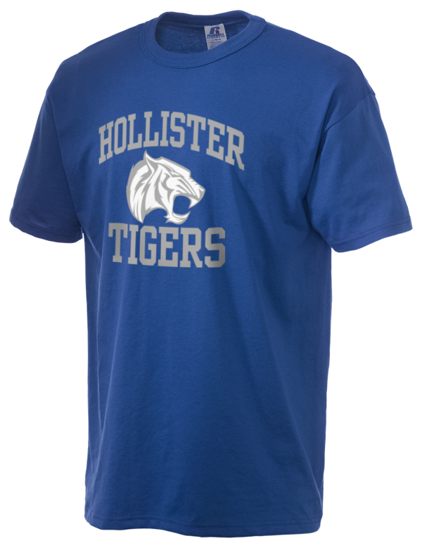 Hollister High School Tigers Russell Athletic Men 39 S