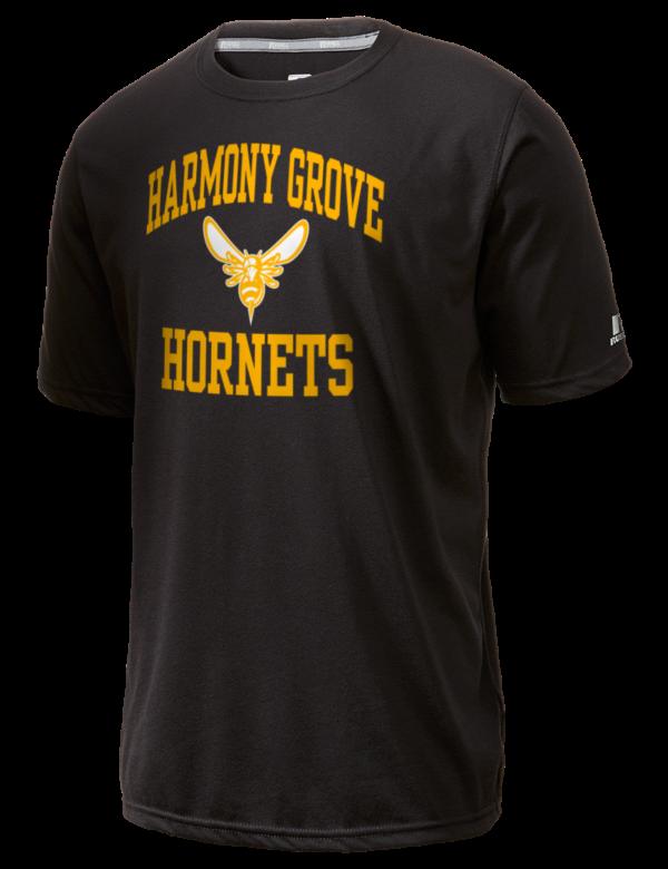 Harmony grove high school hornets russell athletic men 39 s for Harmony grove