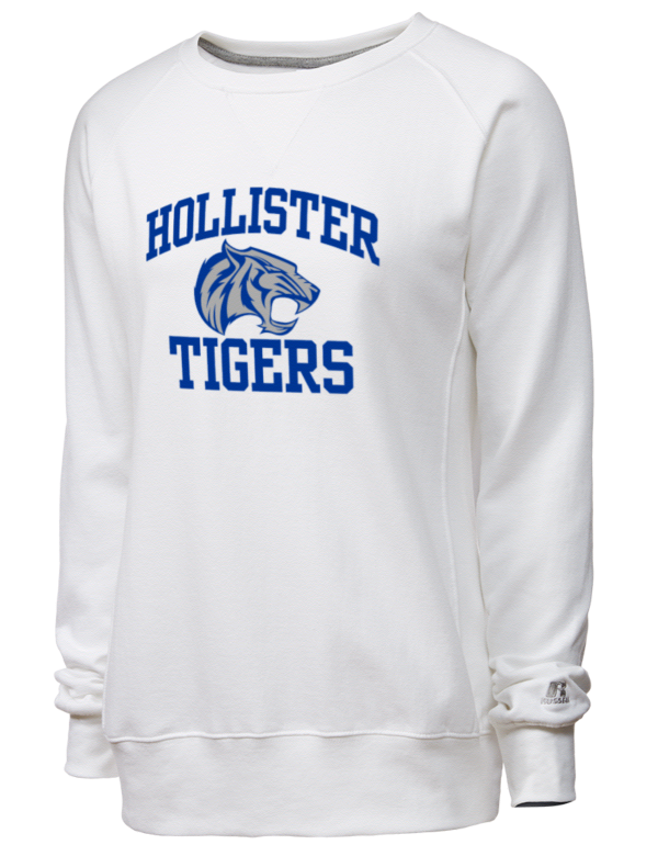 Hollister high school tigers russell athletic women 39 s for Hollister live chat