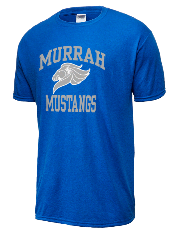 Murrah High School Mustangs Jerzees Men 39 S Dri Power Sport