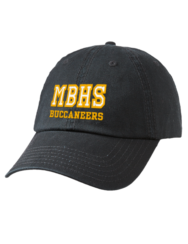 Mission Bay High School Buccaneers Embroidered Garment