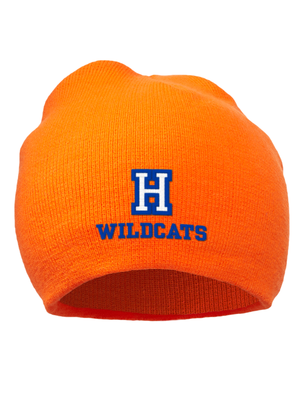 Highlands middle school wildcats embroidered acrylic