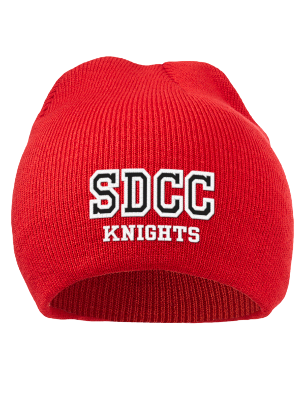 San Diego City College Knights Embroidered Acrylic Beanie
