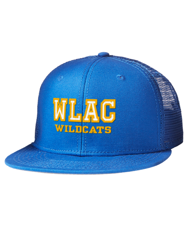 West Los Angeles College Wildcats Embroidered Cotton Twill