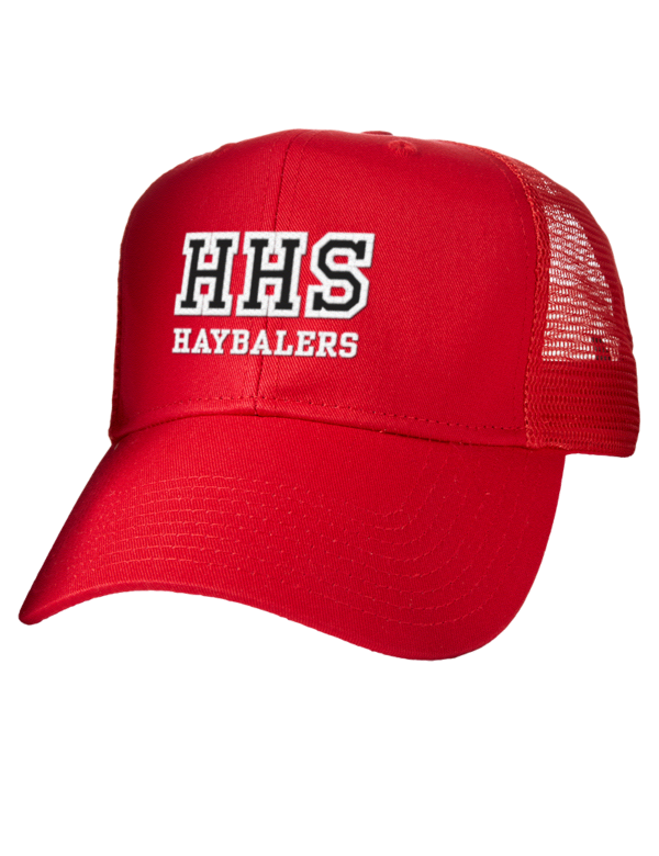Hollister high school haybalers hats all hats prep for Hollister live chat