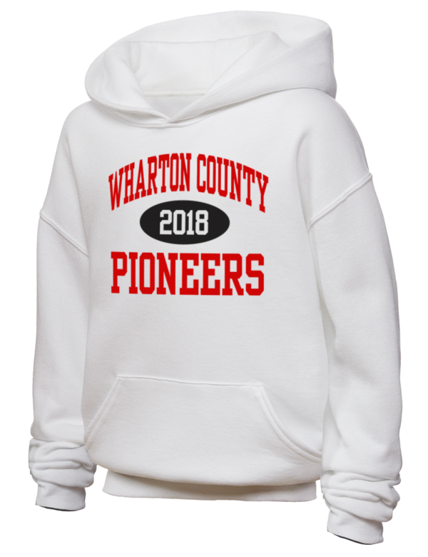 Wharton County Junior College Pioneers JERZEES Youth