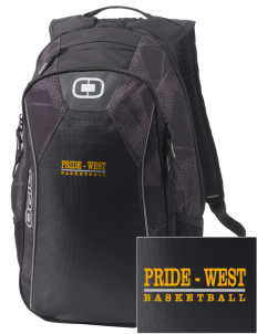 Tennessee Pride-west Basketball Embroidered OGIO Marshall Backpack